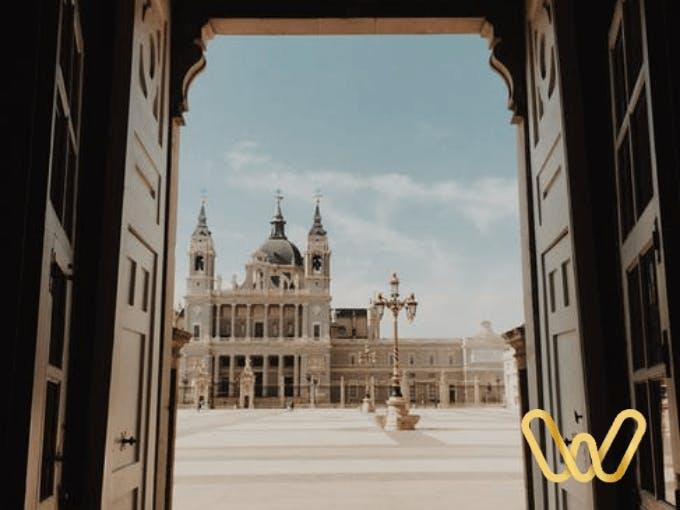 Rincones de la corona española