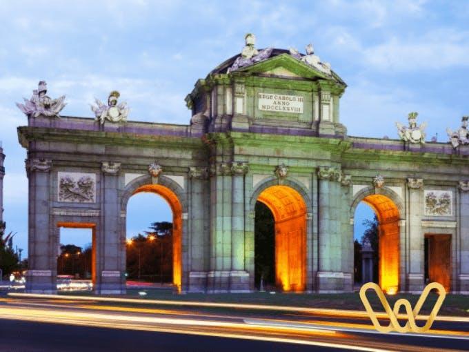 Rincones de la capital española llenos de simbología