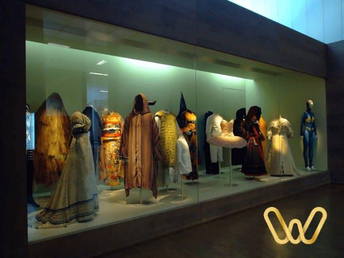 Los trajes también forman parte de los museos más curiosos de Madrid