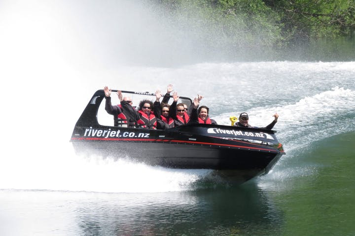 Wai-O-Tapu & Jet Boat Ride