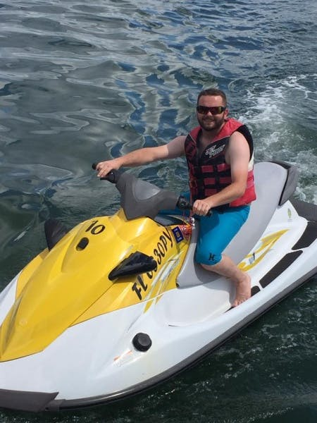 Salt Water And Jet Skis | Woody's Watersports