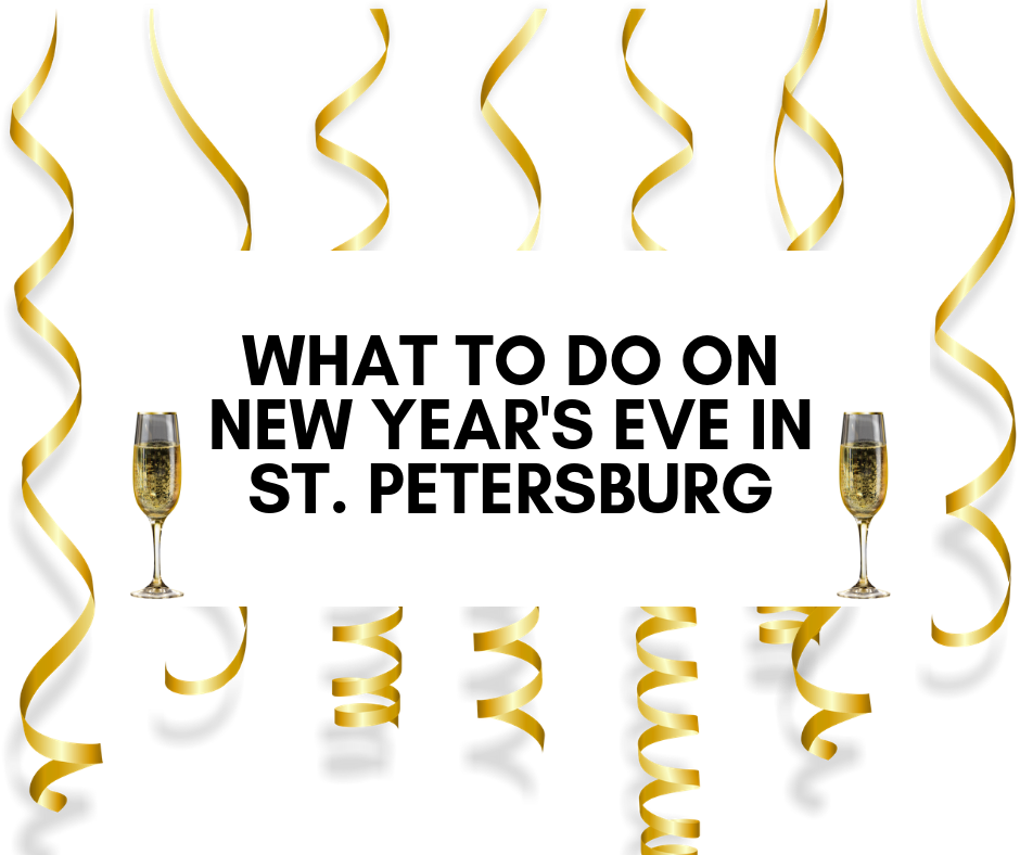 New Year's Eve Events in St. Petersburg