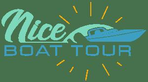 nice boat tour logo
