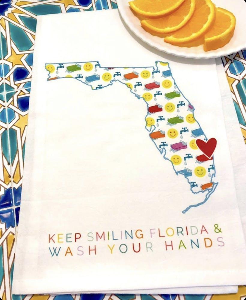 florida towel