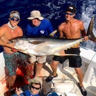 A big tuna