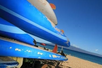 surf board rack