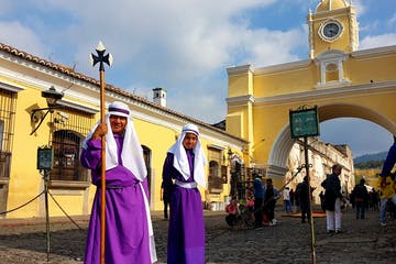 Good Friday in Antigua Guatemala