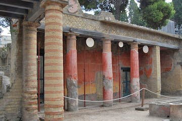 Pompeii & Herculaneum Private Tour