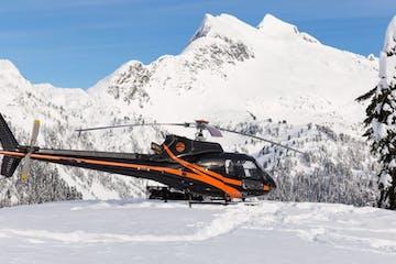 Heli-Snowshoeing