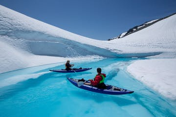 Glacial Kayaking