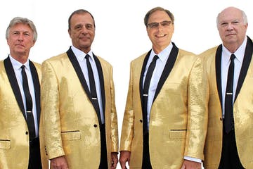 Gold Tones Doo Wop Dinner Dance Image 1