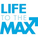 Life to the max logo