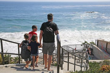 Orange-County-Beach-Stairs
