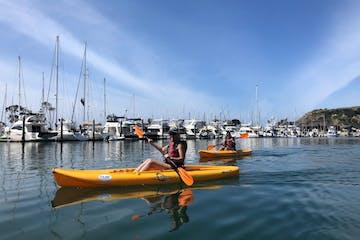Kayaking-in-Orange-County