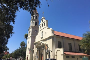 Cathedral Basilica, St Augustine Florida
