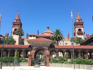 Hotel Ponce de Leon Flagler College St Augustine Florida