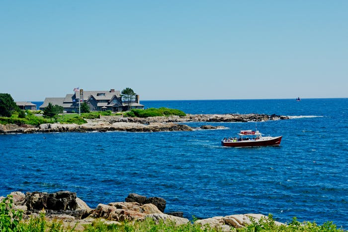 Boat Tours Downeast Maine
