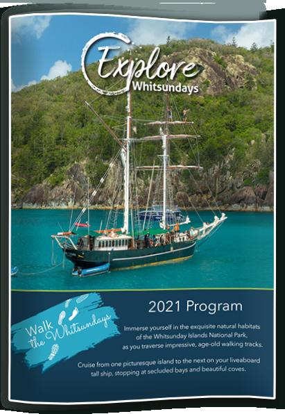 Walk the Whitsundays Brochure 2021