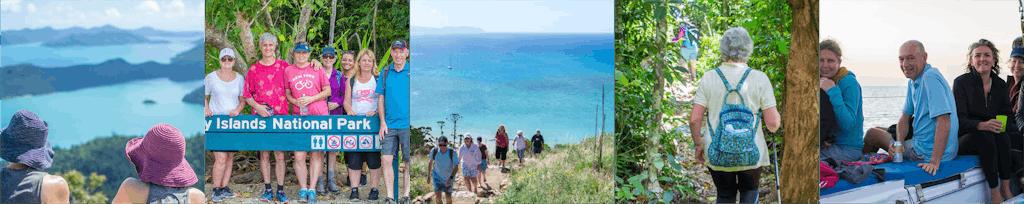 Walk the Whitsundays - Top Images