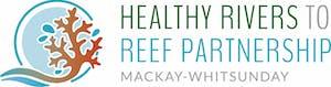 Healthy Rivers 10 Year Reef Partnership Logo