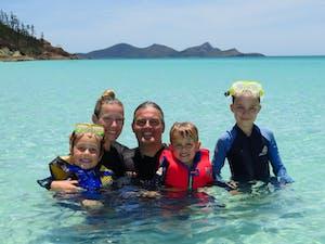 Prima - family dip at Whitehaven
