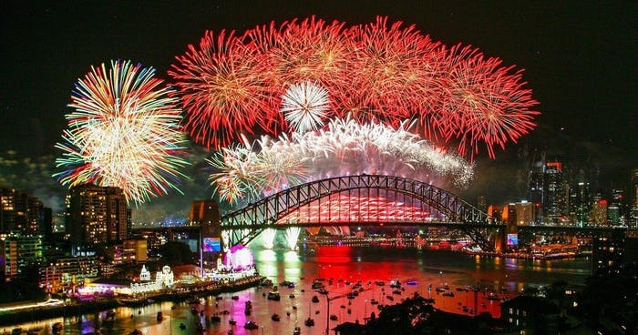 Best New Years Eve Sydney Cruise | NYE Dinner Party Cruise