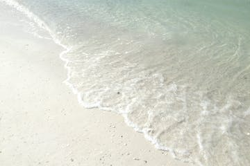 Passage Key ocean waters - Clear and Beautiful beach water