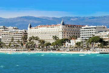 image of hotel Carlton in Cannes