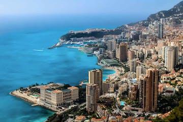 Monaco from Vista Palace