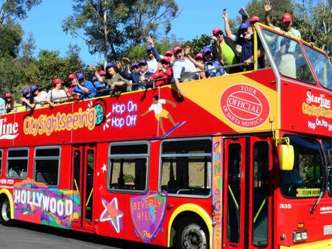 Hop On Hop Off City Sightseeing