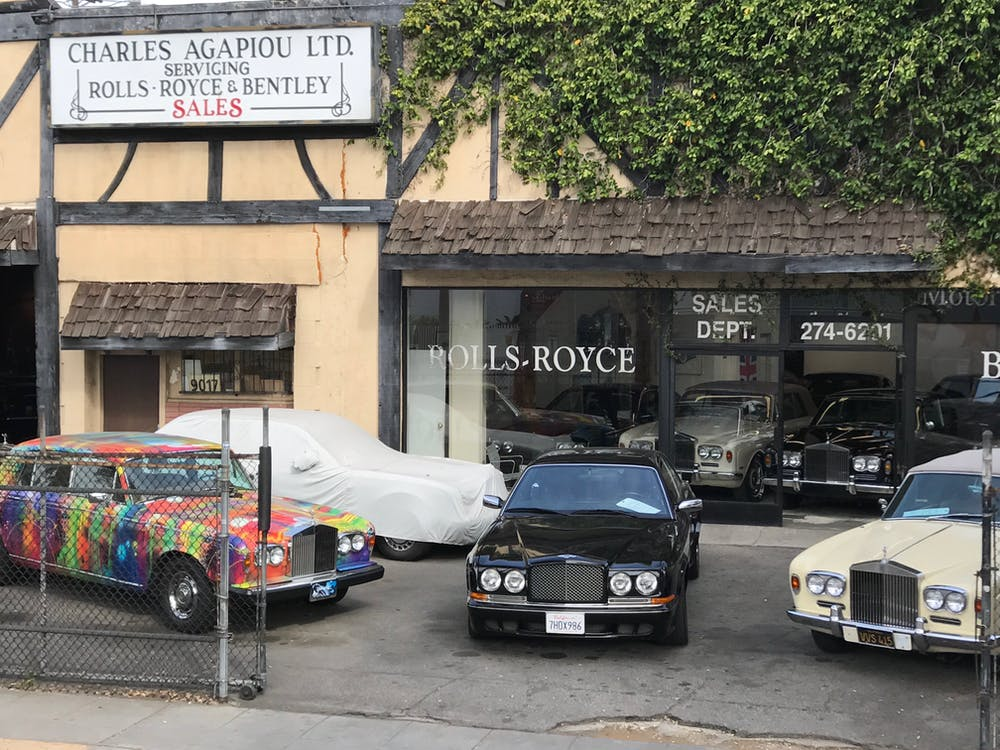 See Classic Cars in Beverly Hills   LA Tours   Starline Tours
