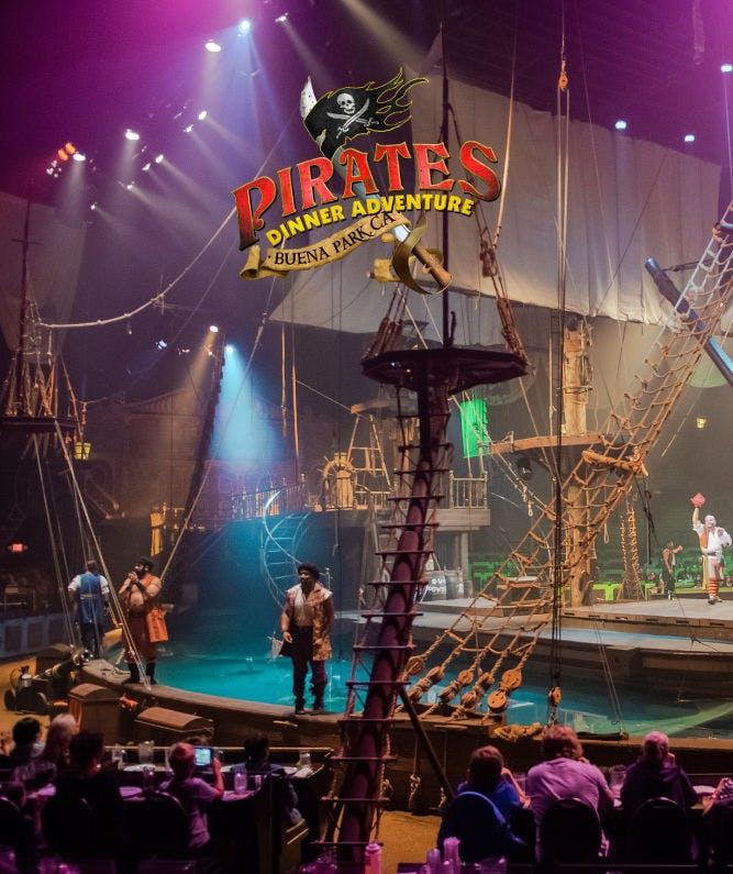Pirates Dinner Adventure Dinner Show Arena