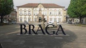 Braga portico