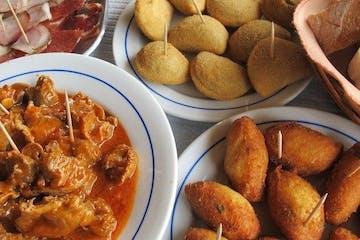 Portuguese snacks