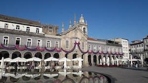 Things to do in Braga visit Arcada