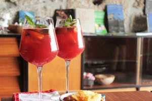 drinks Portugal Cooking Vacations