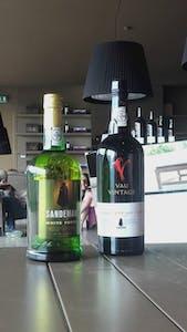 Bodega de vino de oporto porto portugal