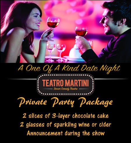 Private Party Package - Teatro Martini