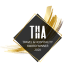 travel and hospitality award winner badge