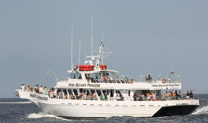 deep sea fishing charters in belmar nj miss belmar