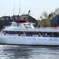 Miss Belmar Princess fishing boat in New Jersey