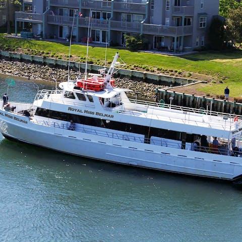 Royal Miss Belmar fishing boat in Belmar, NJ
