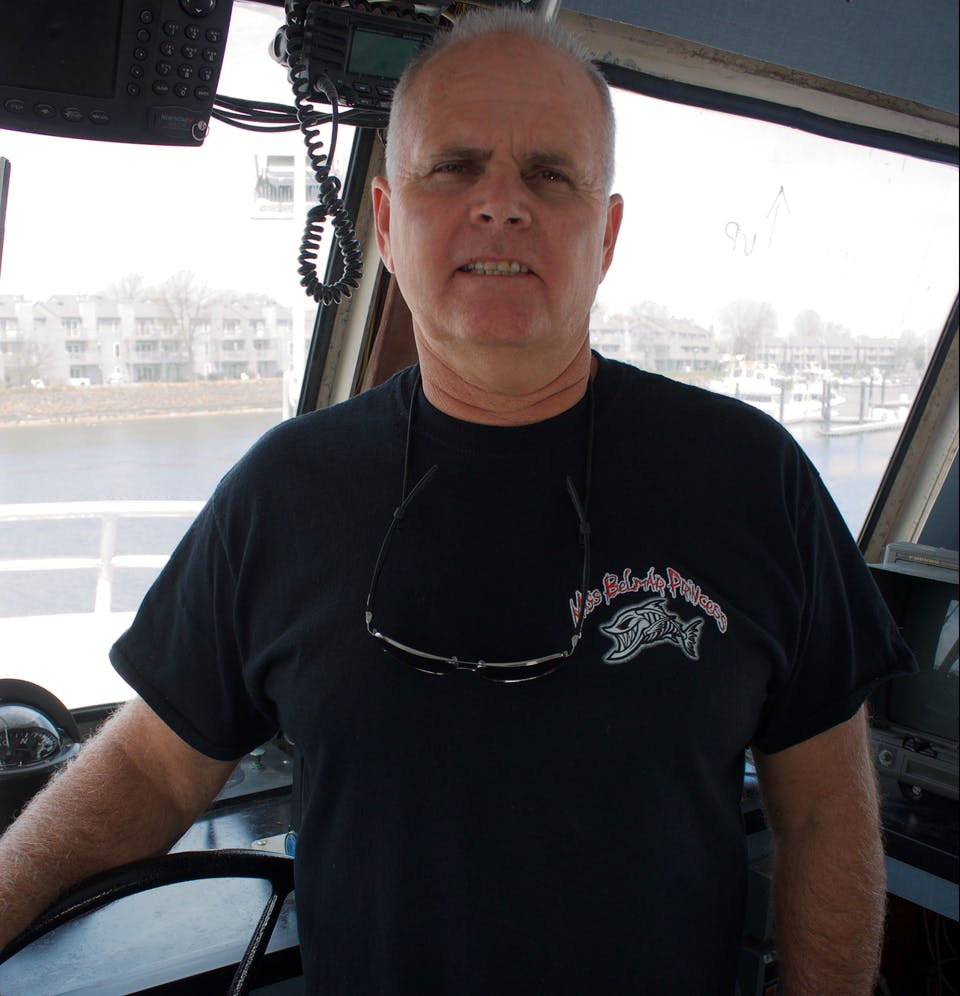Meet the captains of New Jersey's Miss Belmar Fleet