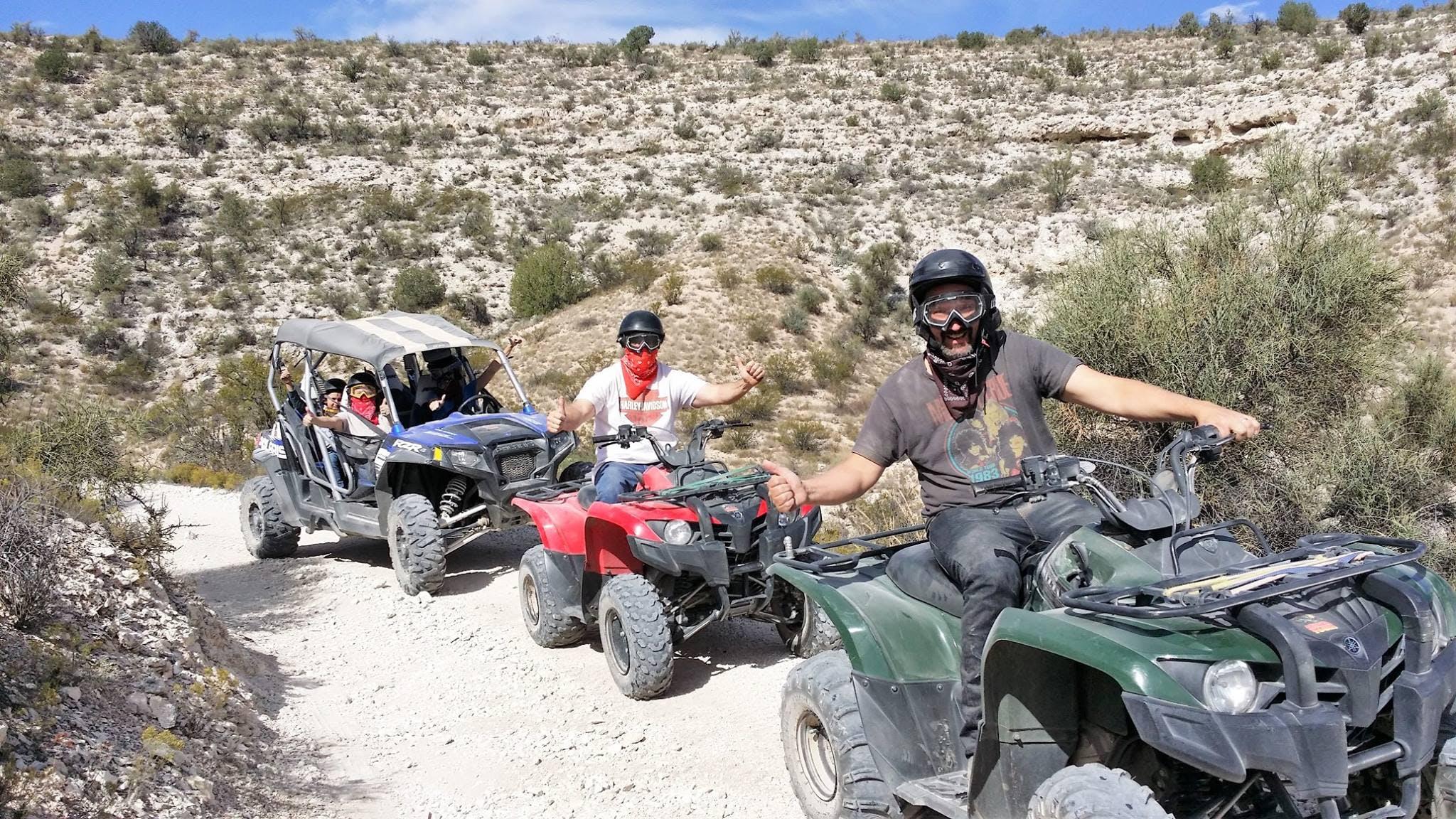 Arizona ATV Ride