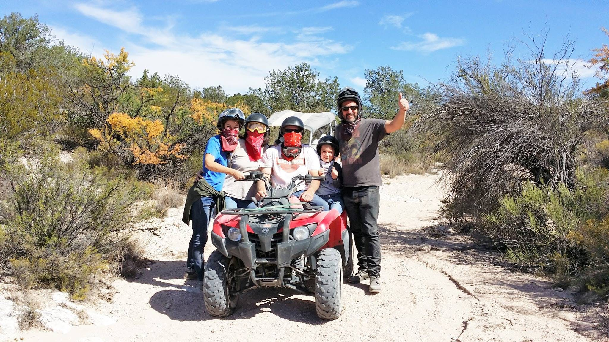 Arizona Offroad tours