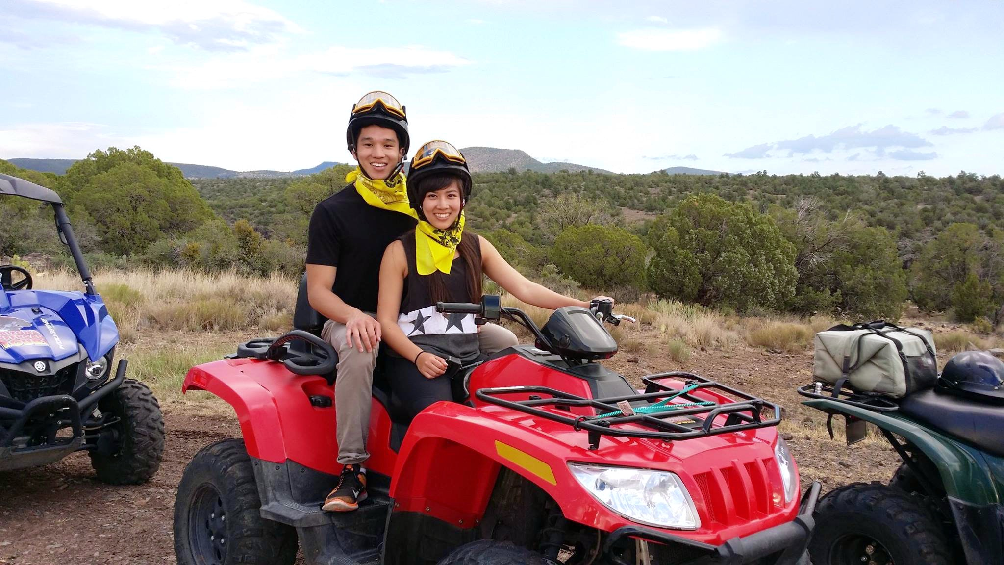 Prescott National Forest ATV Ride