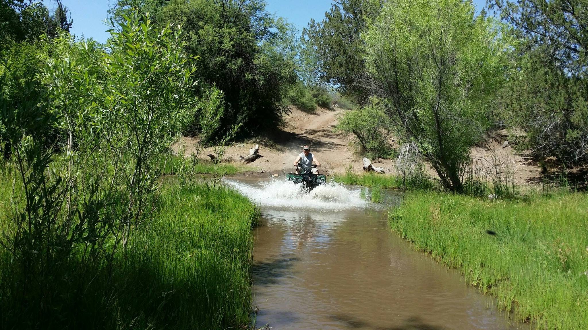 extreme arizona atv ride