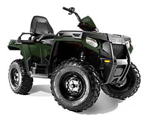 two person ATV