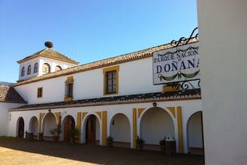 Entrada a Doñana