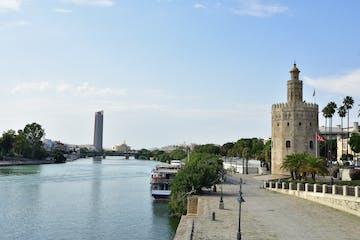 Crucero en Río Guadalquivir